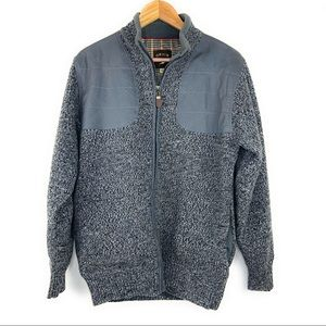 Orvis Zip Front Sweater/ Jacket